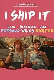 I Ship It Poster