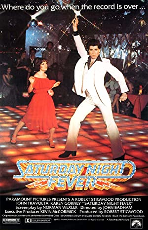 Saturday Night Fever (1977) EN