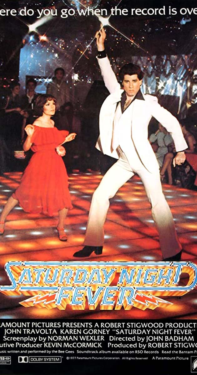 Watch Full HD Movie Saturday Night Fever (1977)