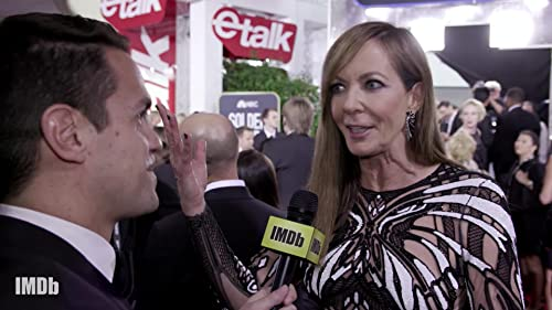 "Allison Janney Salutes Her 'I, Tonya' Bird and ""Big Little Lies"""