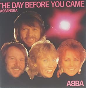 Abba The Day Before You Came