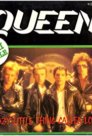 Queen: Crazy Little Thing Called Love Poster