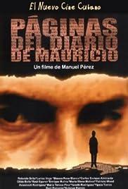 Mauricio's Diary Poster