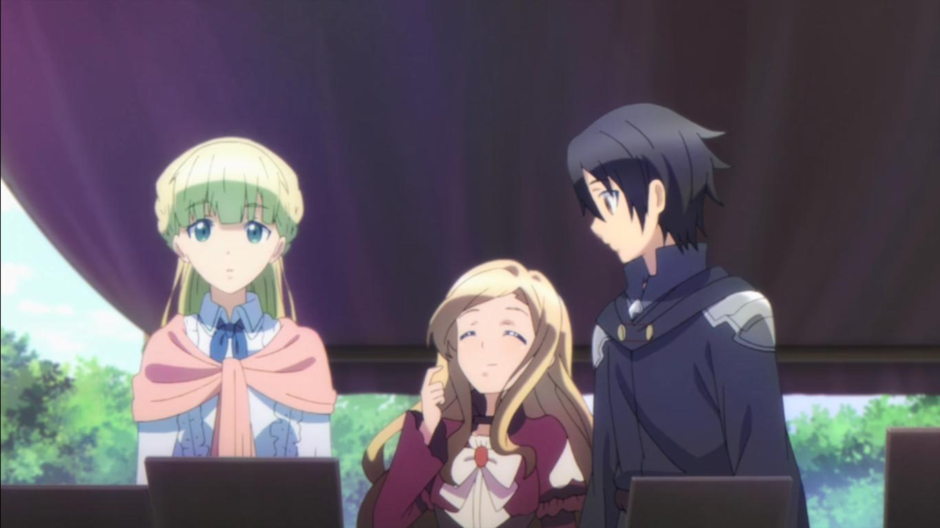 Death March To The Parallel World Rhapsody 2018