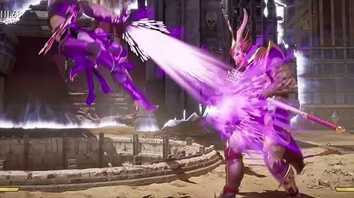 Mortal Kombat 11: Aftermath: Sindel Character Breakdown