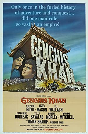 Where to stream Genghis Khan