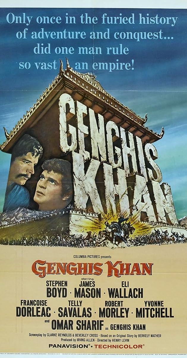Subtitle of Genghis Khan