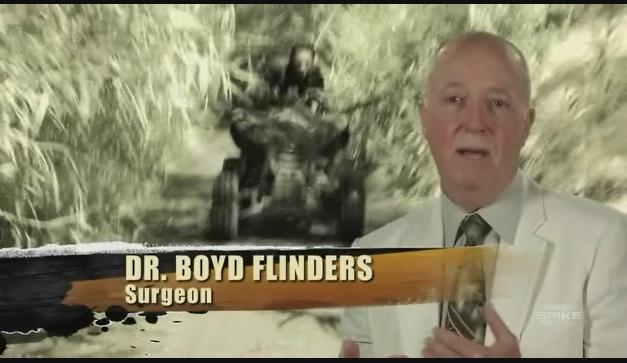 Boyd Flinders in 1000 Ways to Die (2008)