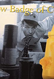 The Yellow Badge of Courage Poster