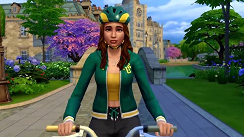 The Sims 4: Discover University Expansion Trailer