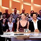 Sharon Stone in Le grand journal de Canal+ (2004)