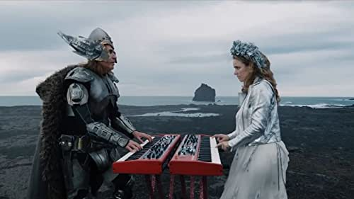 When aspiring musicians Lars (Will Ferrell) and Sigrit (Rachel McAdams) are given the opportunity of a lifetime to represent their country at the worlds biggest song competition, they finally have a chance to prove that any dream worth having is a dream worth fighting for.