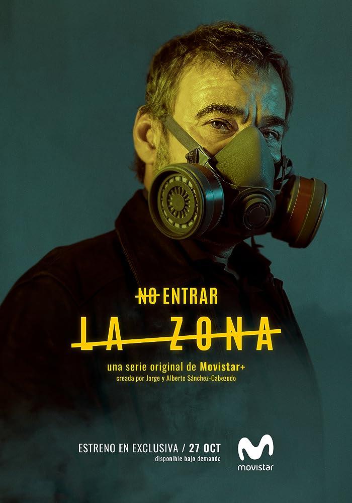 Скачать сериал La zona через торрент в HD