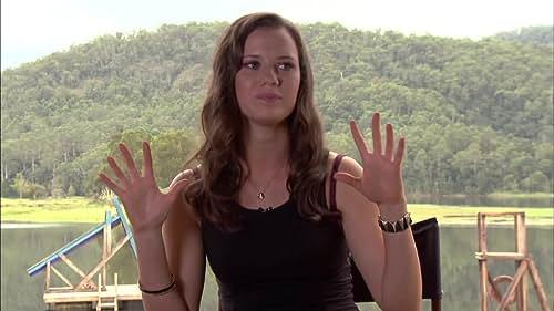 Camp: Interview Excerpts Lily Sullivan