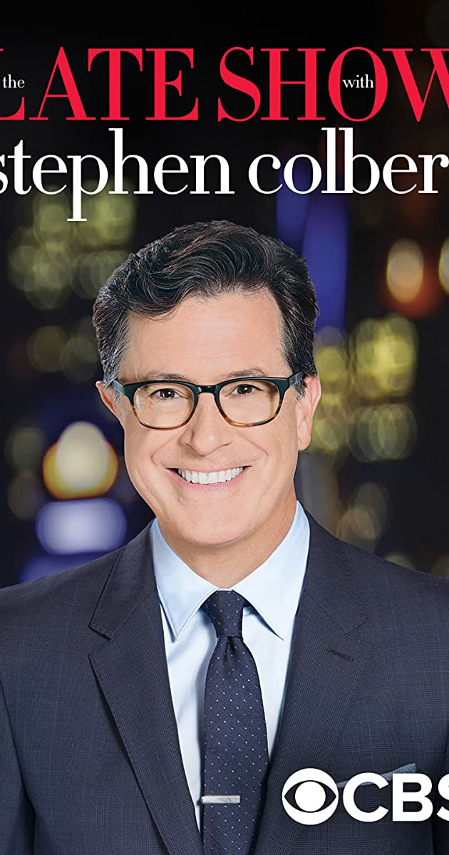 The Late Show with Stephen Colbert (TV Series 2015– ) - The Late