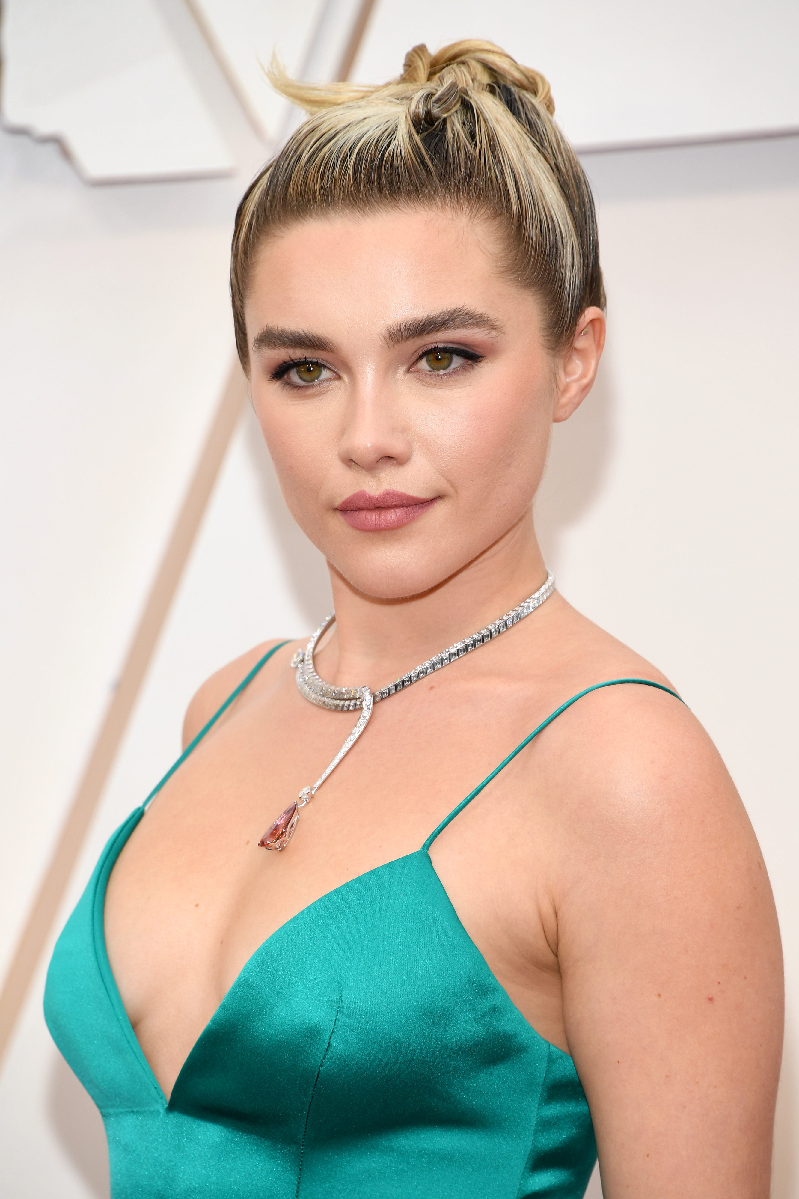 Florence Pugh at an event for The Oscars (2020)
