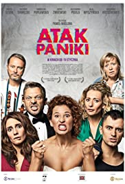 Watch Movie Panic Attack (2018)