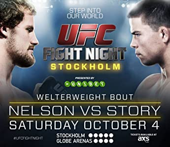 UFC Fight Night: Nelson vs. Story movie download in hd
