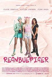 Regnbuepiger Poster
