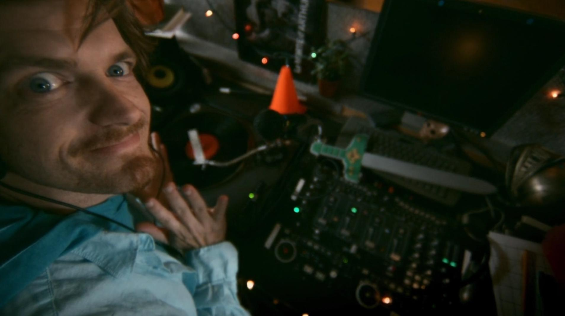 Peter Bedgood in The Rock 'n' Roll Dreams of Duncan Christopher (2010)
