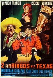 2 RRRingos no Texas Poster