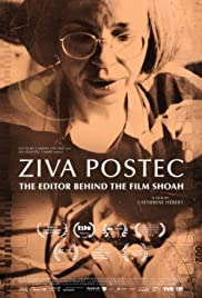 Ziva Postec: The Editor Behind the Film Shoah Poster