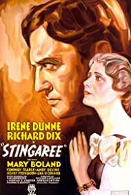 Irene Dunne and Richard Dix in Stingaree (1934)
