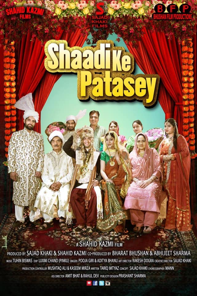 Shaadi Ke Patasey 2019 Hindi Full Movie 480p HDRip 260MB x264 AAC