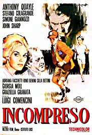 Incompreso (Vita col figlio) (1966) Poster - Movie Forum, Cast, Reviews