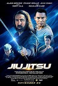 Nicolas Cage, Frank Grillo, Tony Jaa, JuJu Chan Szeto, and Alain Moussi in Jiu Jitsu (2020)