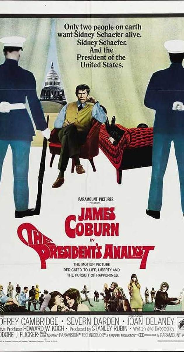 The President's Analyst (1967) - IMDb