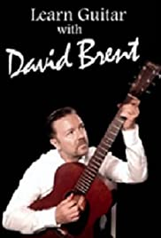 Learn Guitar with David Brent Poster