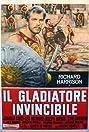 The Invincible Gladiator (1961) Poster