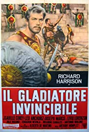 The Invincible Gladiator Poster
