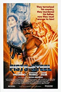 Watch a full movie Fists of Steel USA [Quad]