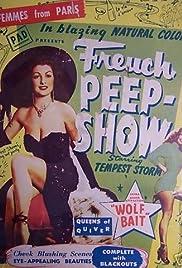 Free erotic peep show tv