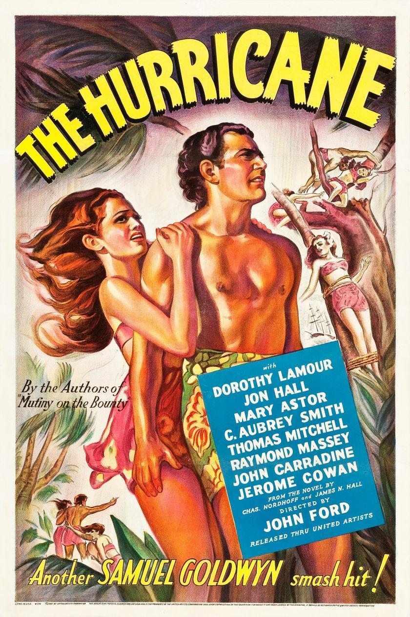 The Hurricane (1937) - IMDb