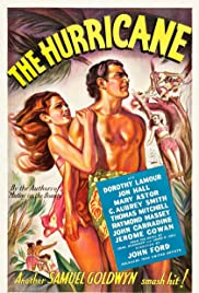 The Hurricane (1937) Poster - Movie Forum, Cast, Reviews