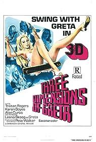 Four Dimensions of Greta Poster - Movie Forum, Cast, Reviews