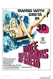 Four Dimensions of Greta Poster
