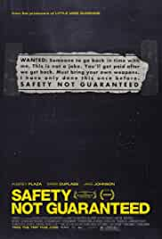 Watch Movie Safety Not Guaranteed (2012)