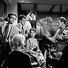 Wlodzimierz Bielicki, Zbigniew Cybulski, Jacek Fedorowicz, Teresa Tuszynska, and Tadeusz Wojtych in Do widzenia, do jutra... (1960)