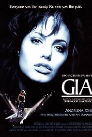 Angelina Jolie in Gia (1998)