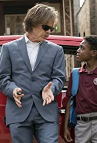 William H. Macy and Christian Isaiah in Shameless (2011)