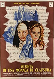 Storia di una monaca di clausura(1973) Poster - Movie Forum, Cast, Reviews