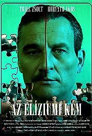 Az elíziumi kém Poster