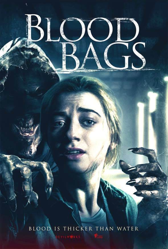 Blood Bags (2018) Dual Audio Hindi 300MB WEBRip 480p Download