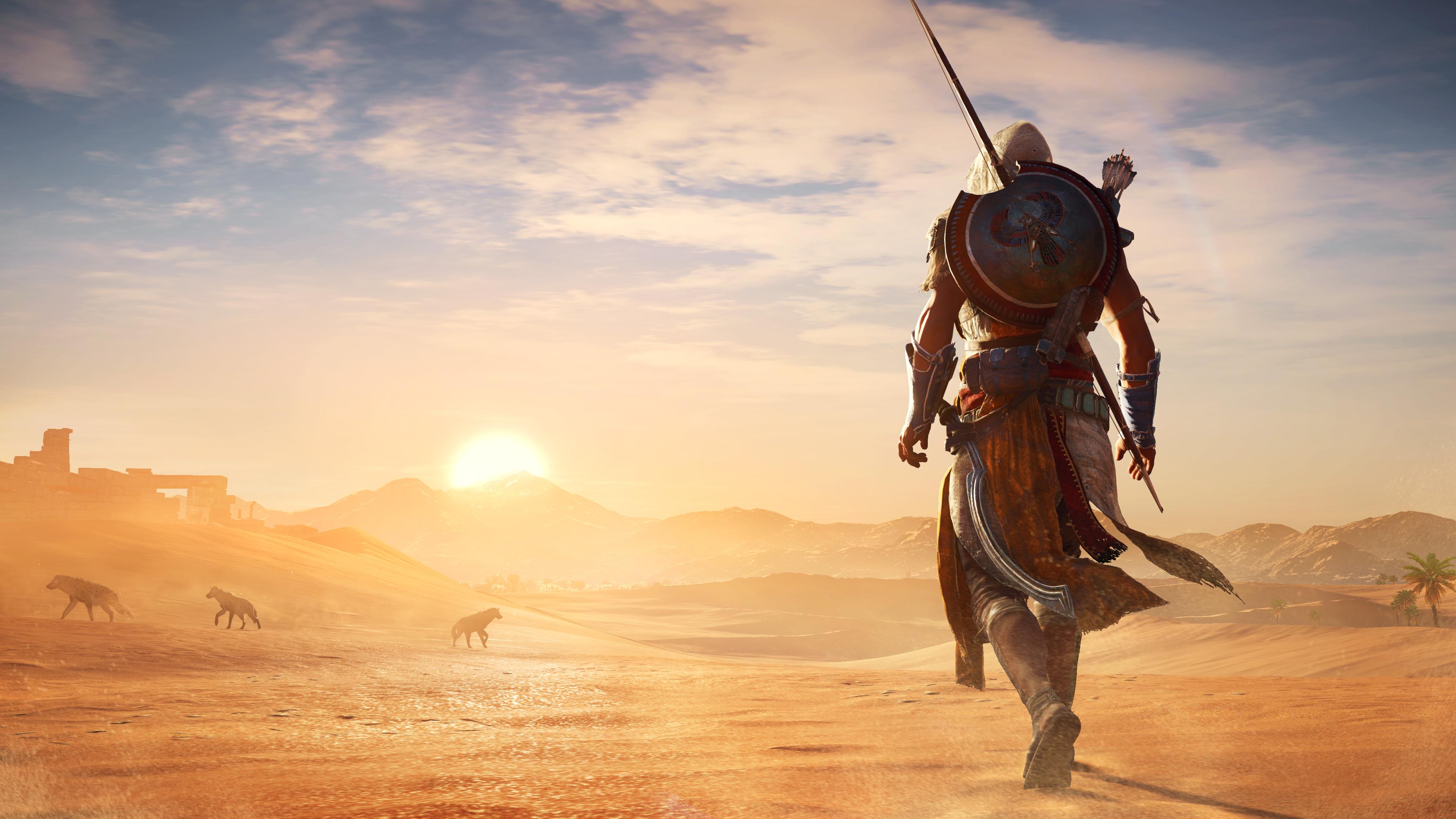 Abubakar Salim in Assassin's Creed: Origins (2017)