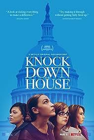 Paula Jean Swearingen, Amy Vilela, Alexandria Ocasio-Cortez, and Cori Bush in Knock Down the House (2019)