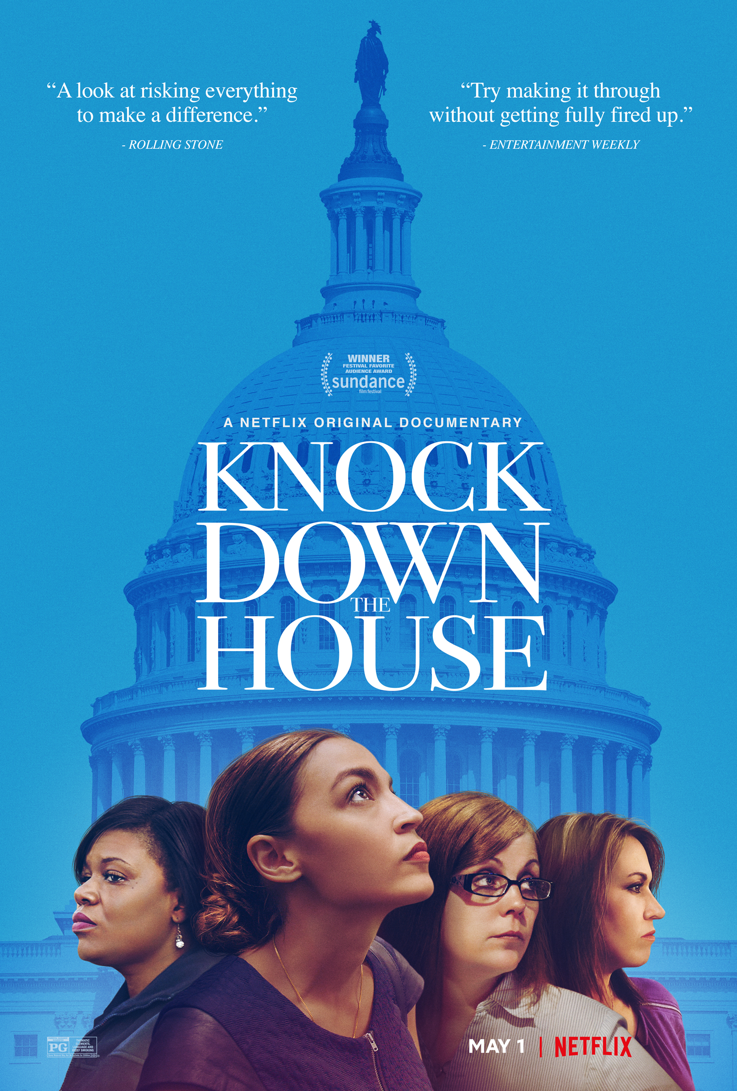 Knock Down the House (2019) WEBRip 1080p